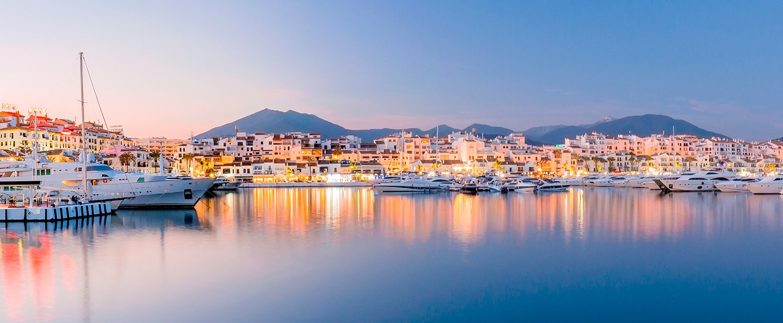 Excursión a Marbella y Puerto Banús desde Málaga
