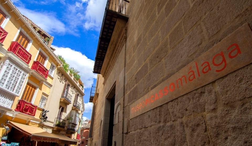 Visita guiada por el Museo Picasso