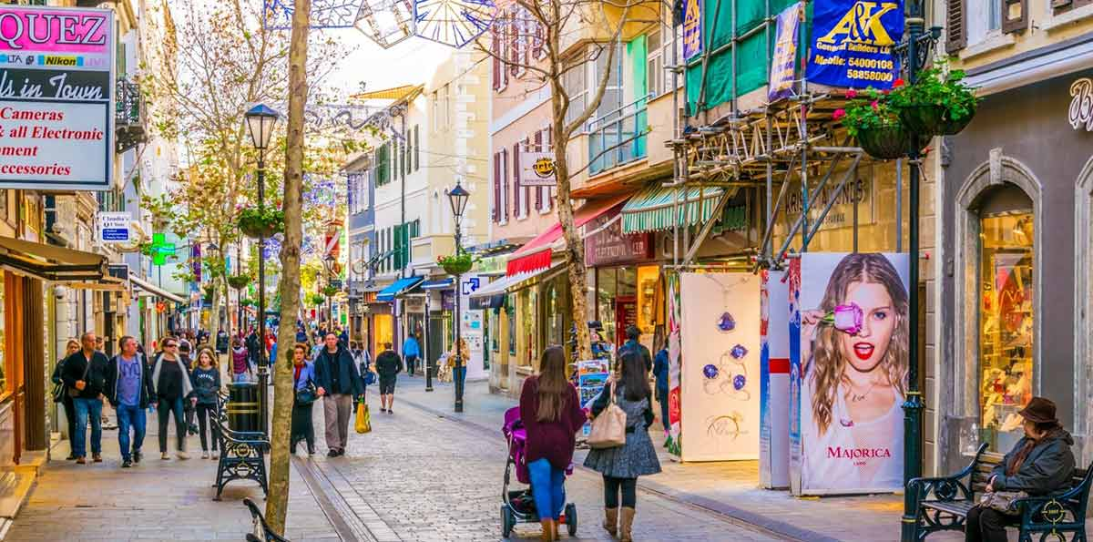 Gibraltar Day Trip from Malaga