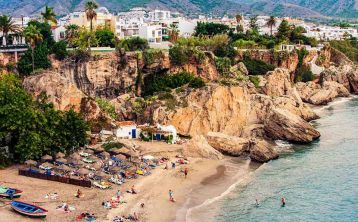 Nerja and Frigiliana Day Trip from Malaga
