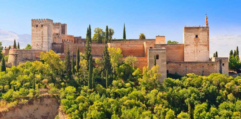 Excursión a la Alhambra desde Málaga