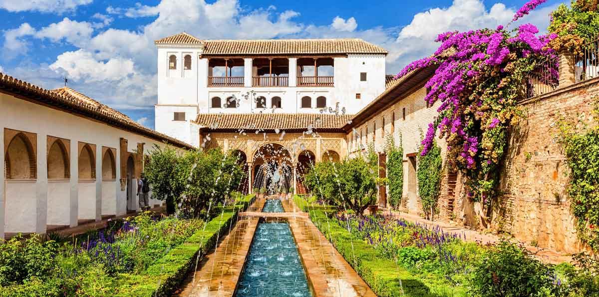 Excursión a Granada y Toledo desde Málaga en 2 días