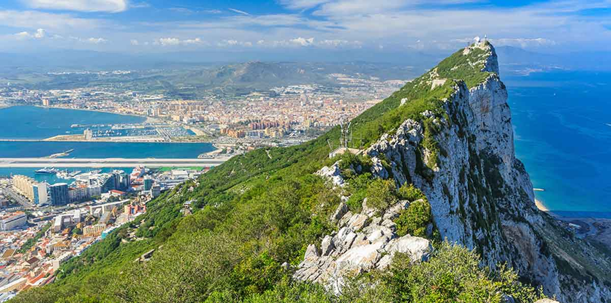 Tour a Gibraltar con avistamiento de delfines