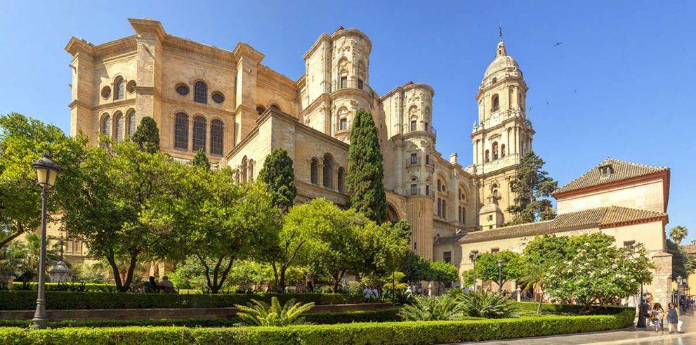 Visita a la Catedral de Málaga