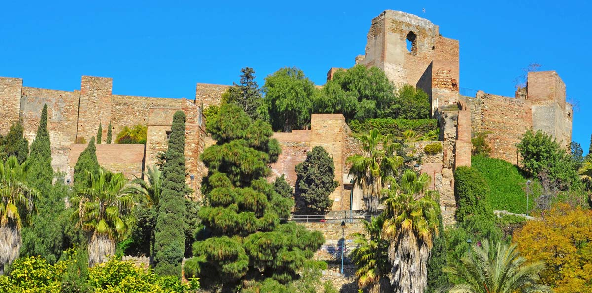 Visita Alcazaba de Málaga y Teatro Romano