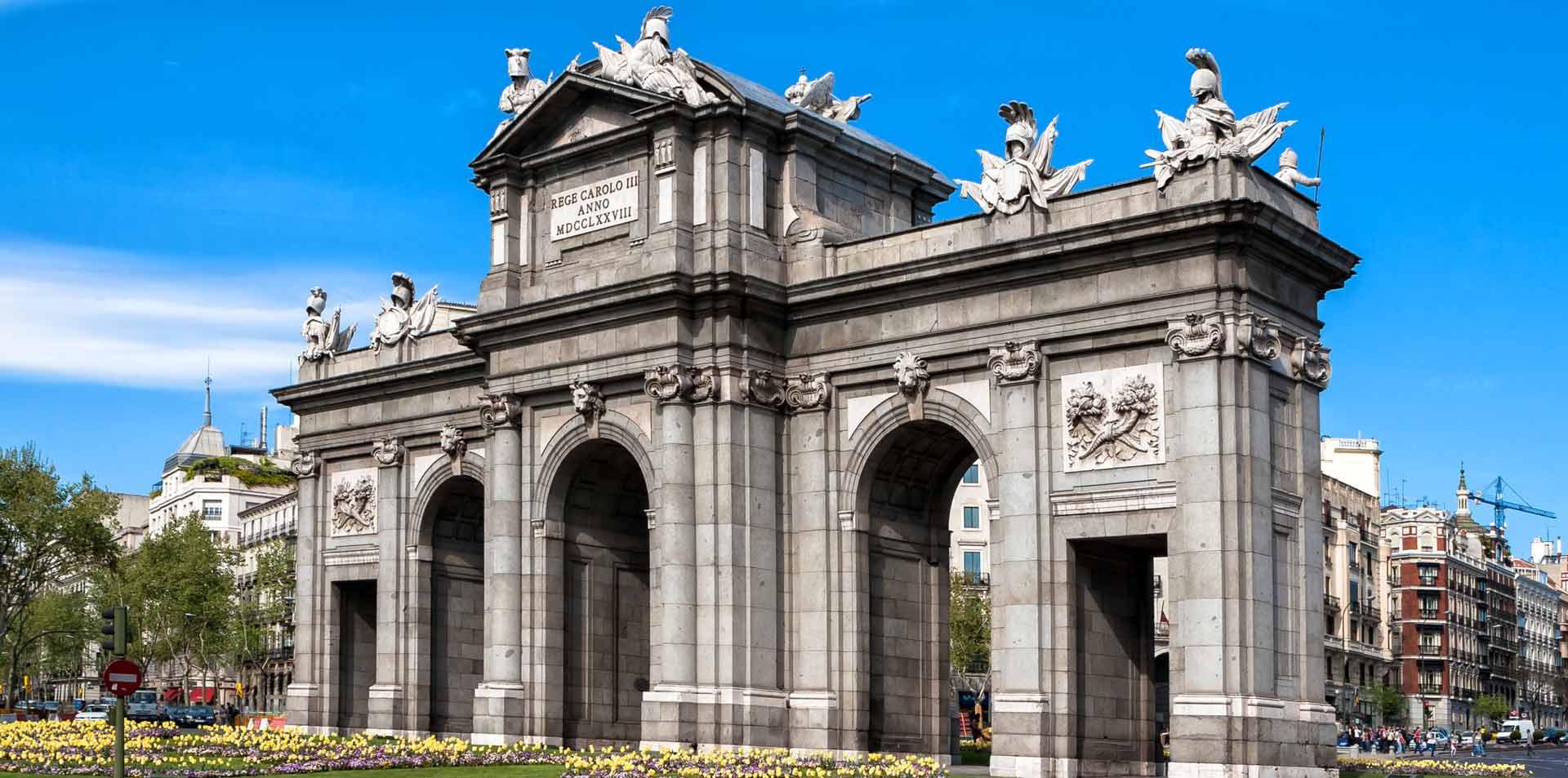 Excursión de un día a Madrid desde Málaga