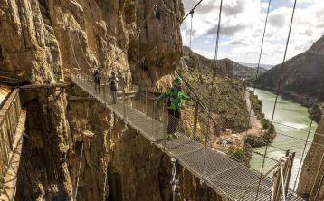 Excursión al Caminito del Rey desde Málaga