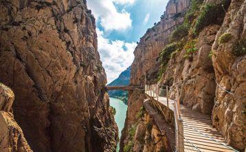 Caminito del Rey hike tour