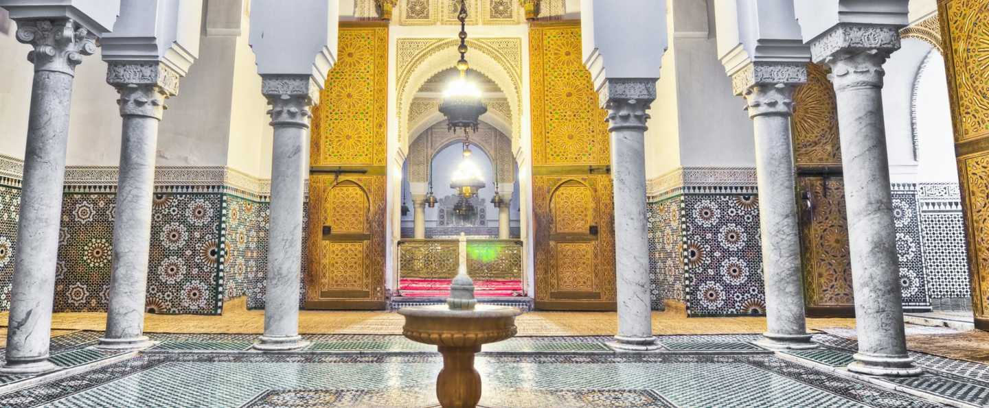 Travel from Seville to Morocco
