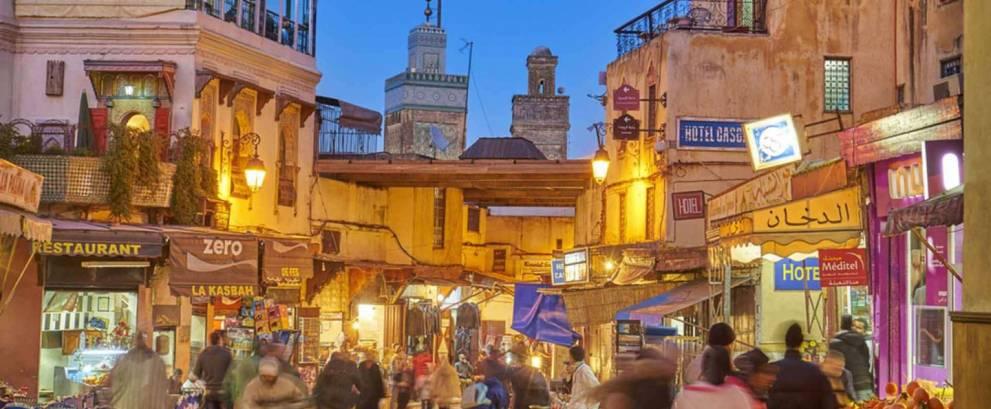 Circuito por Fez y Marrakech
