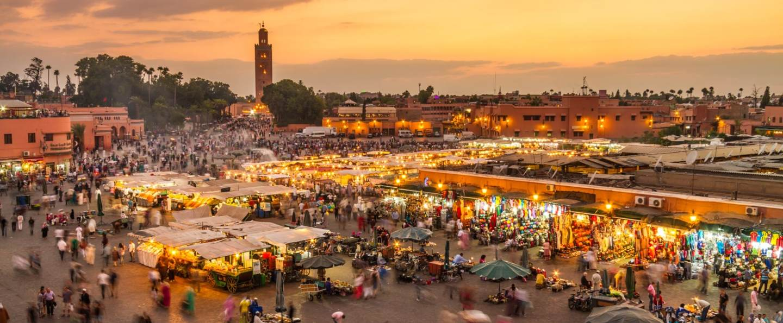 Combinado Marrakech Agadir