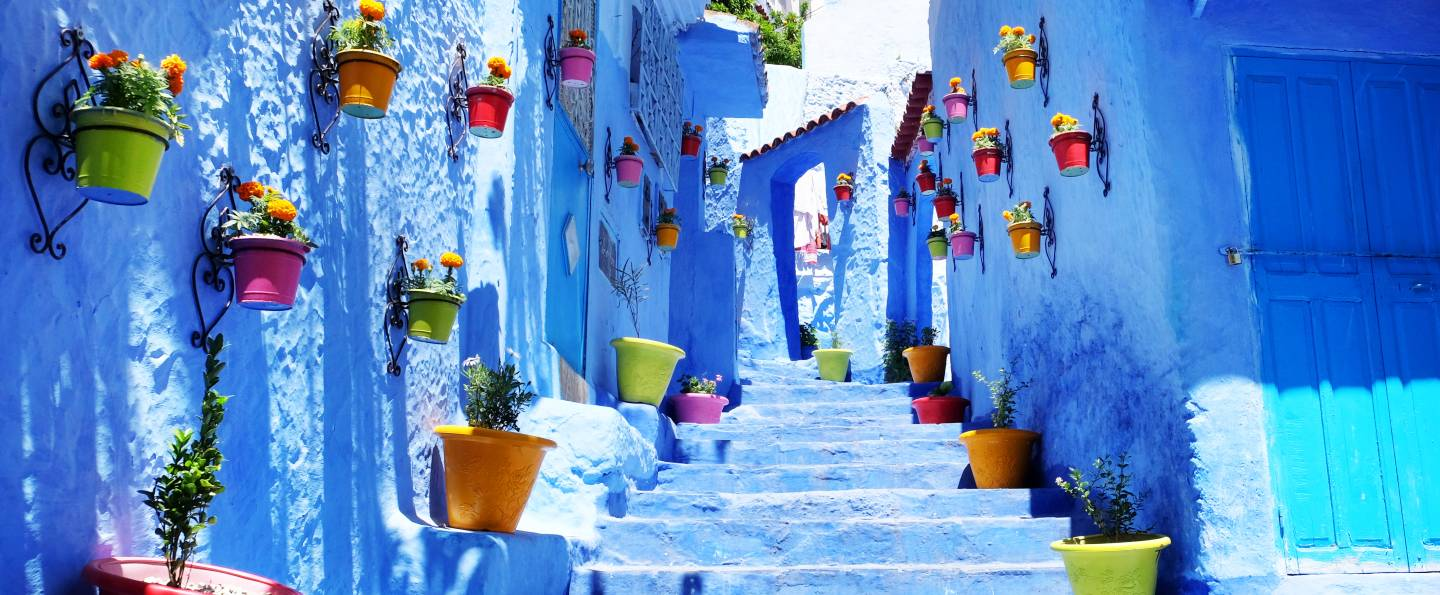 Tangier to Chefchaouen Day Trip