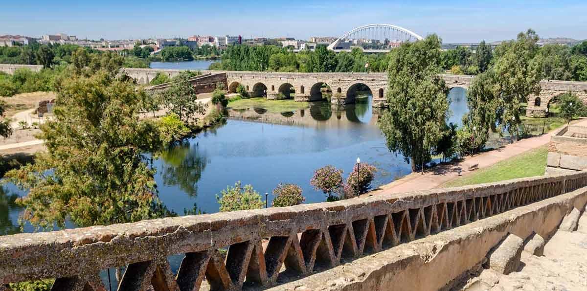 Tour en Mérida: Teatro, Anfiteatro, Alcazaba Árabe y Templo de Diana