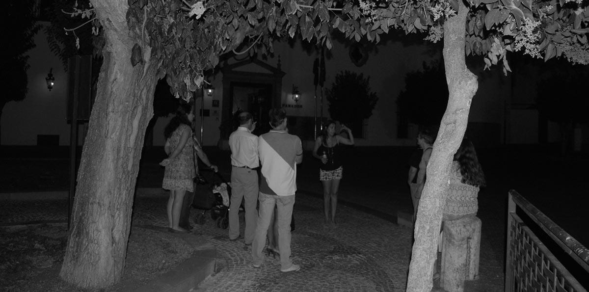 Visita guiada nocturna por Mérida Secreta