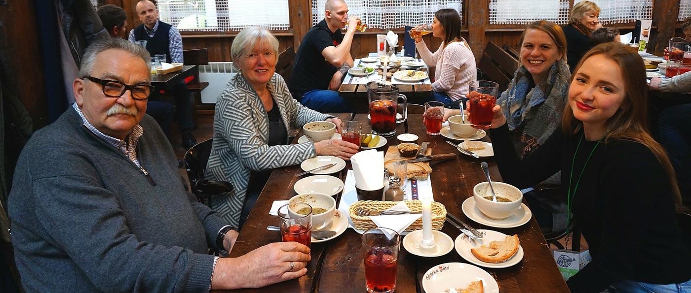 Tour gastronómico por Cracovia