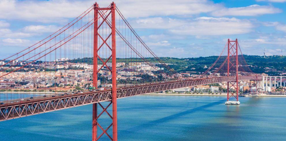 Paseo en barco por Lisboa