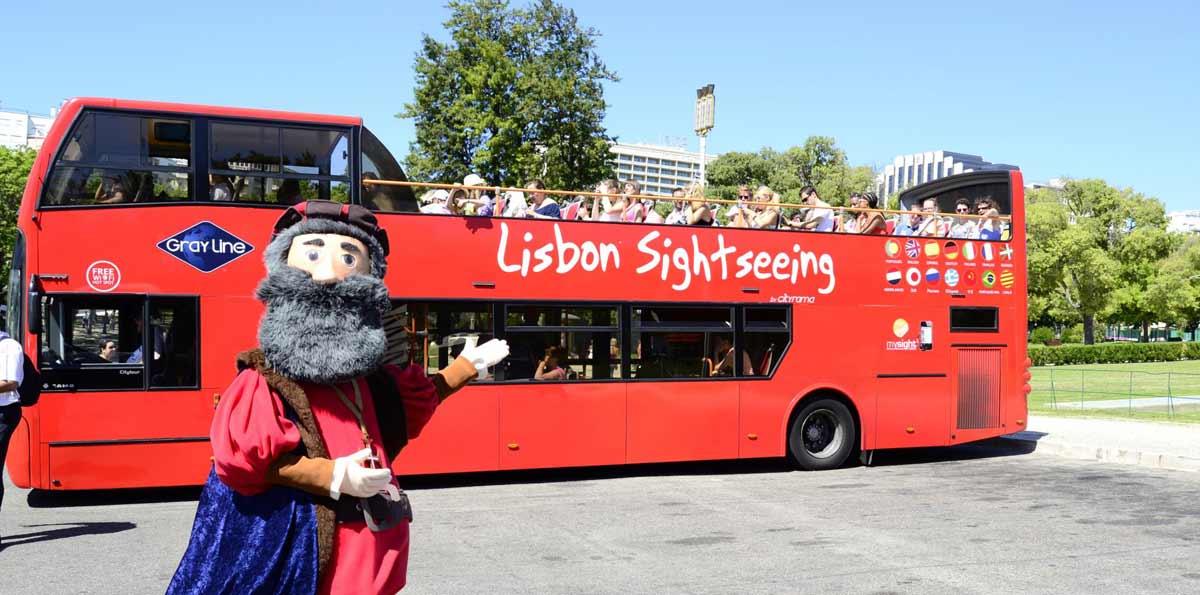 Autobús turístico de Lisboa 48 h y Crucero por el río Tajo