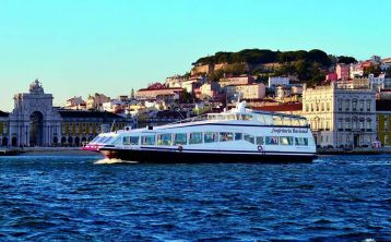 Lisbon City Tour Hop On Hop Off bus 48 h & River Cruise