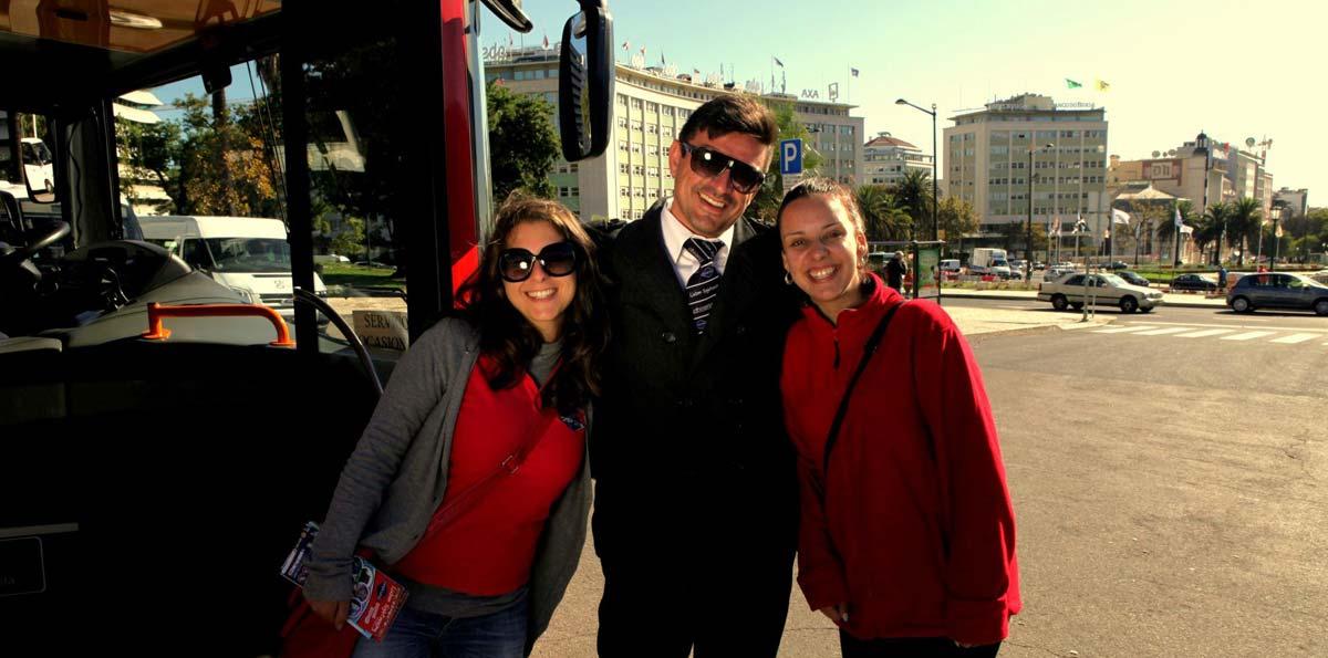 Autobús turístico Lisboa: 4 Líneas - 48h. Belém, Oriente, Castillo y Cascais