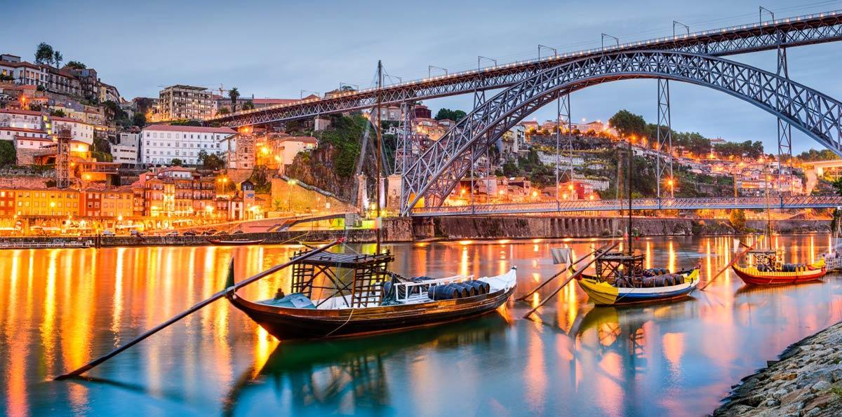 Oporto City Tour