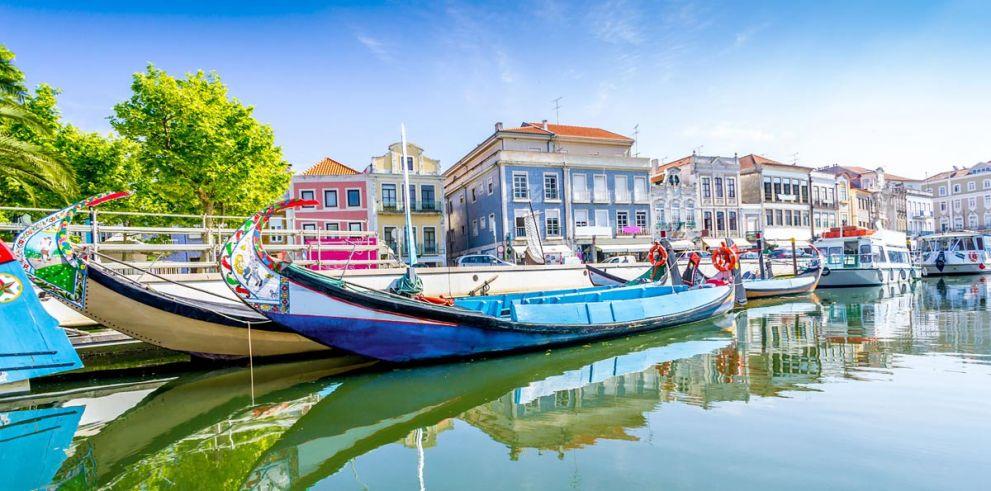 Excursión a Aveiro desde Oporto