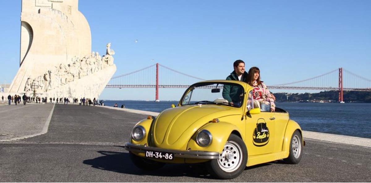 Tour en Beetle por Lisboa