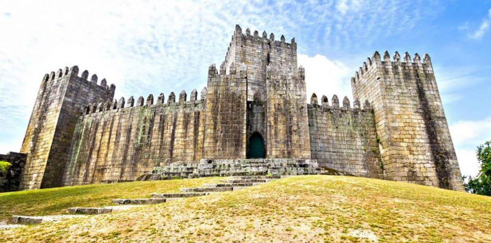 Tour a Minho desde Oporto: Braga y Guimarães