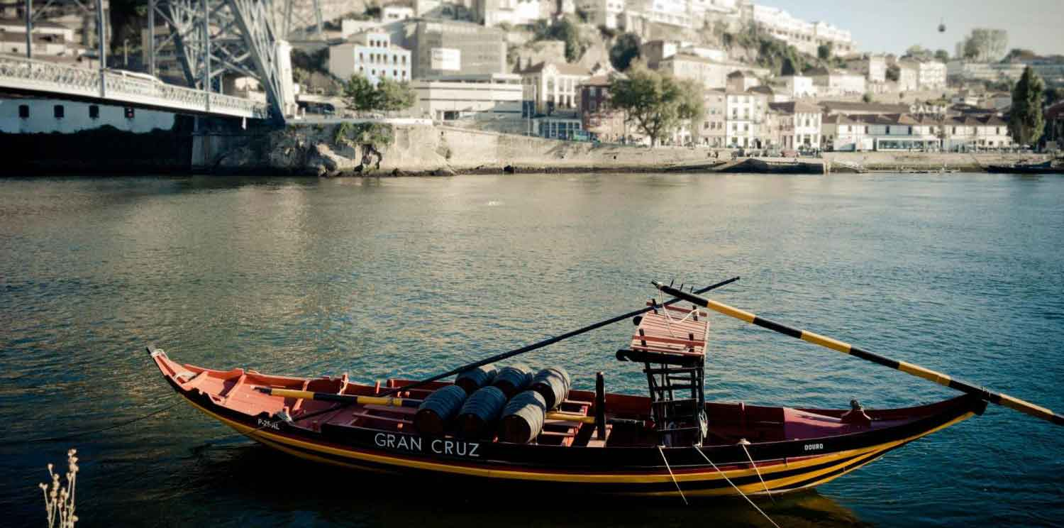Oporto City Tour with Wine tasting
