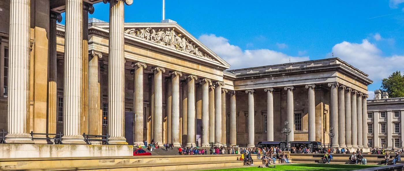 Visita guiada al Museo Británico