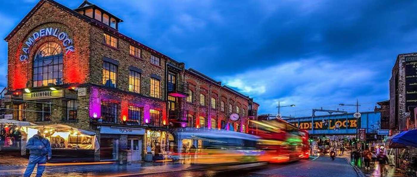 Tour por Camden Town y el Soho