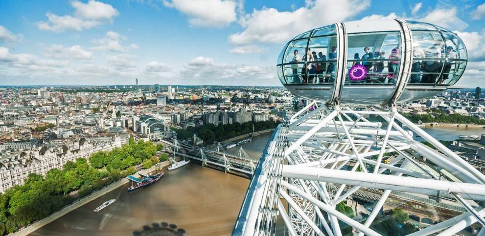 Entradas al London Eye
