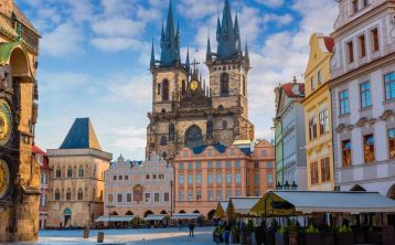 Visita guiada en Praga