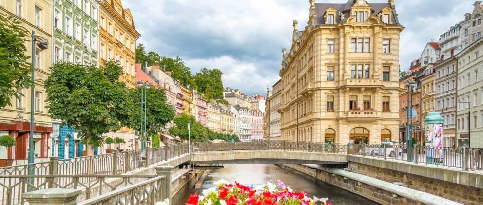 Excursión a Karlovy Vary desde Praga