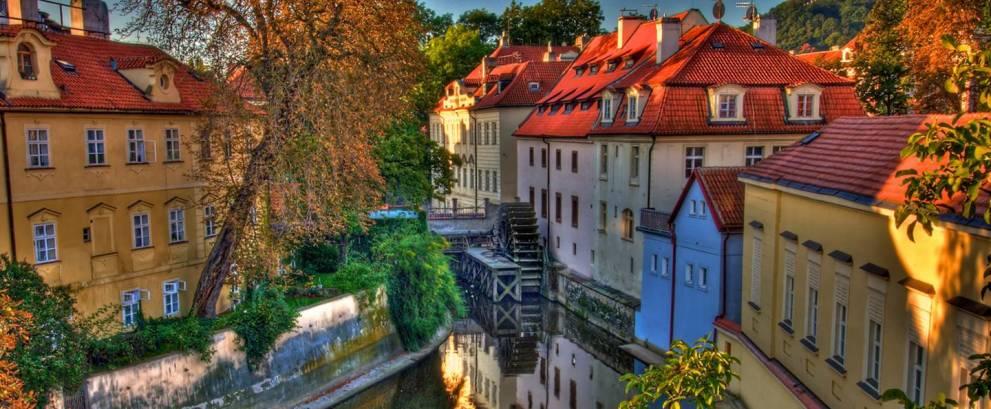 Tour por Praga al completo