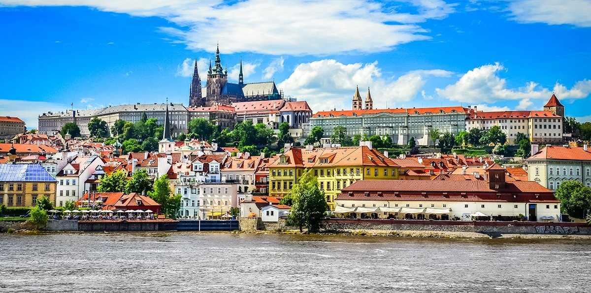 Visita guiada Castillo de Praga y Malá Strana
