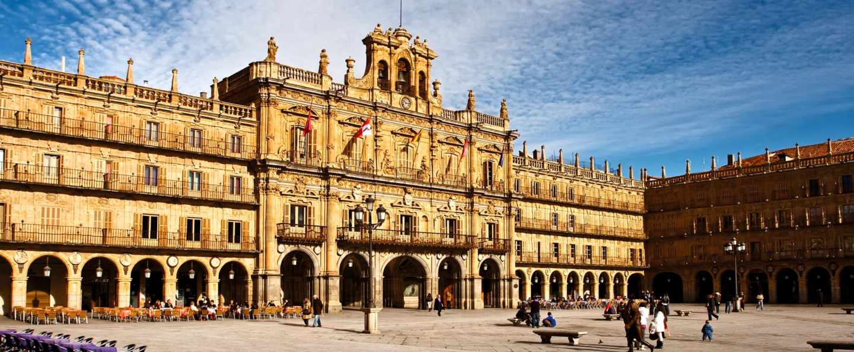 Visita guiada por Salamanca
