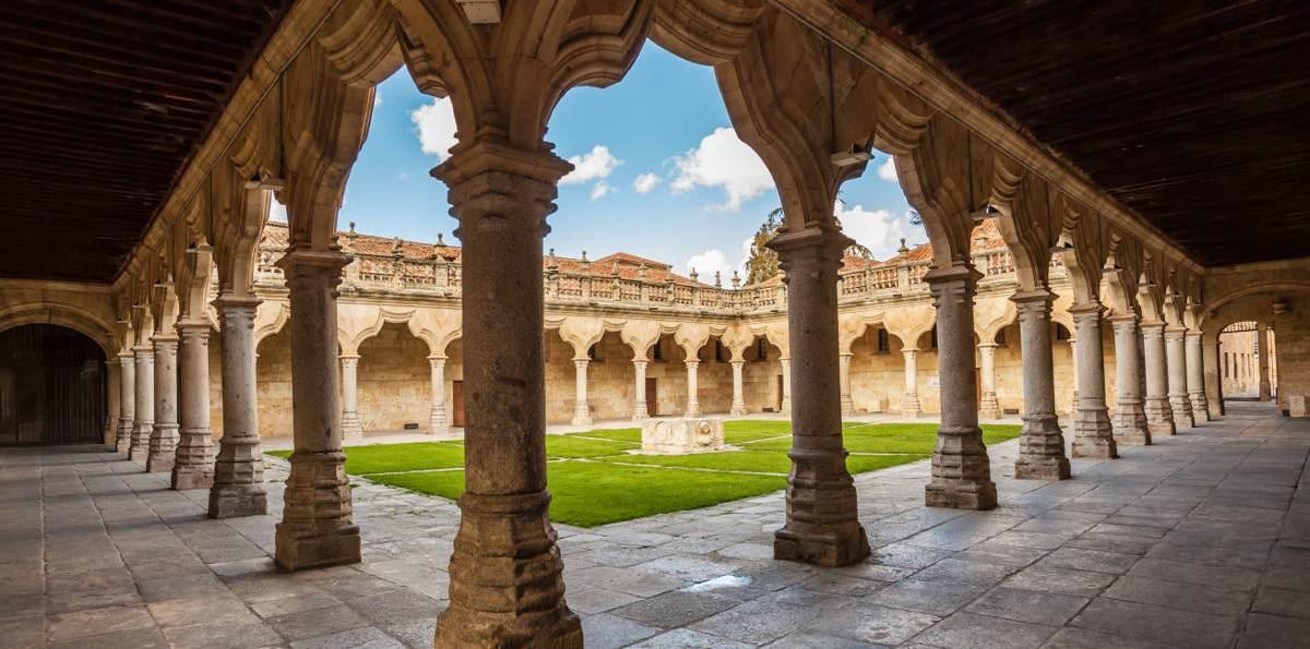Tour por Salamanca al completo