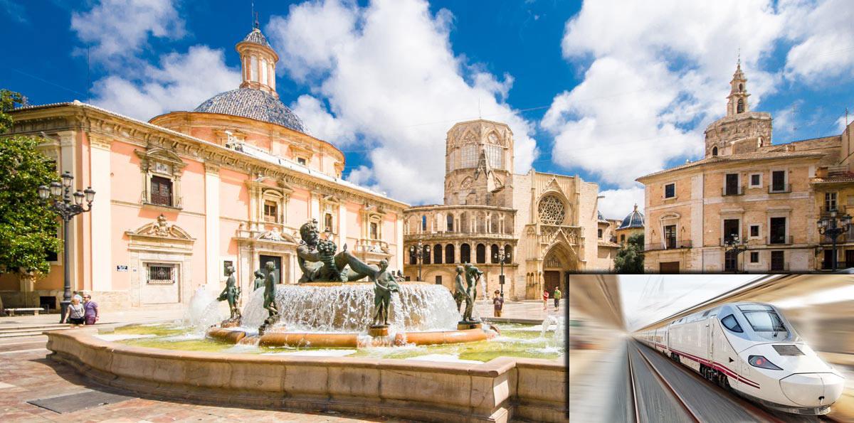 Excursión a Valencia desde Madrid
