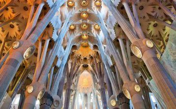 Visita guiada Sagrada Familia y Parque Güell