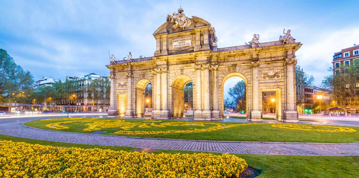 Madrid day trip from Barcelona by train