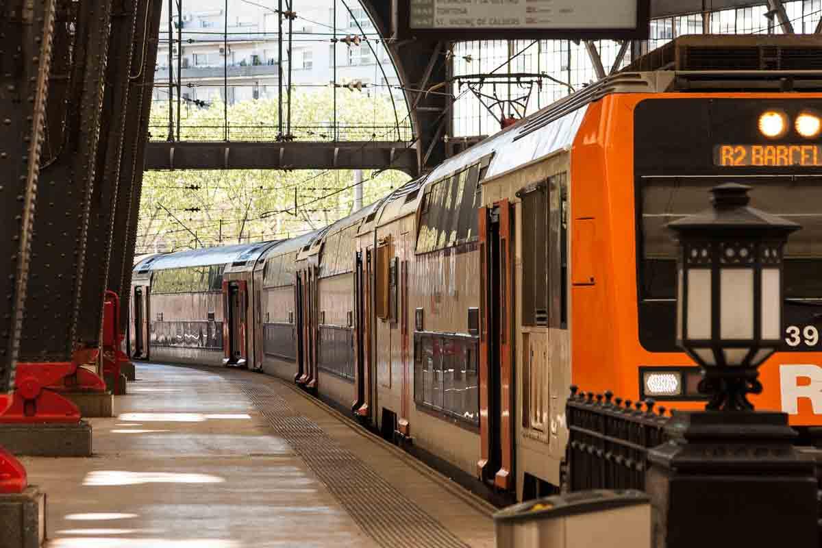 Tren a PortAventura con entrada