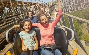 PortAventura Ticket and Train from Barcelona