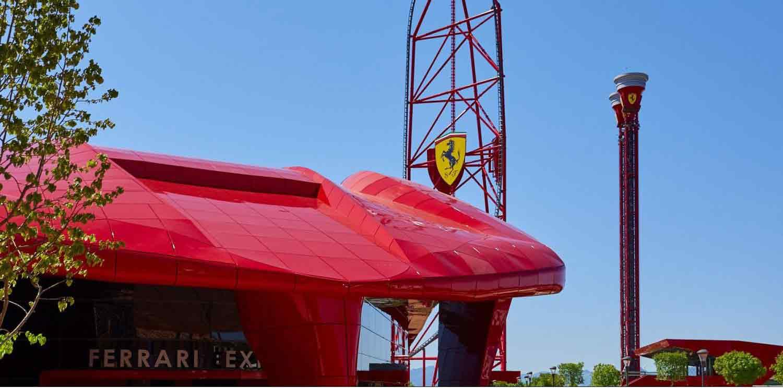 Bus a PortAventura Park y Ferrari Land con Entrada