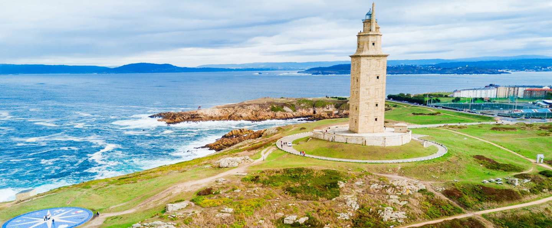 Circuito por Galicia y Portugal desde Barcelona en 11 días