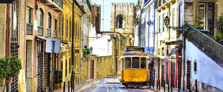Circuito por Lisboa y Oporto desde Barcelona en 7 días
