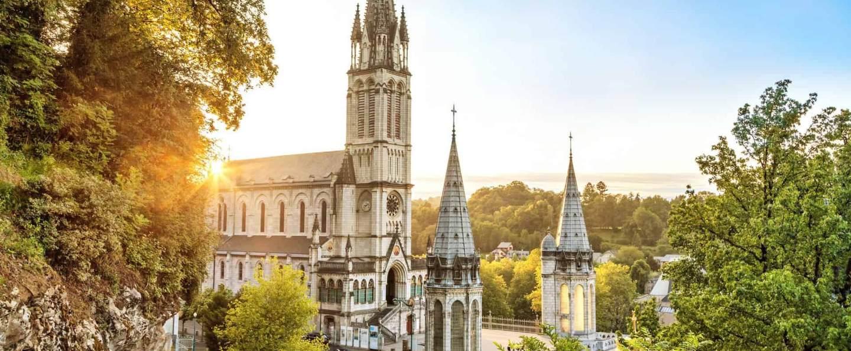 Excursión fin de semana en Lourdes