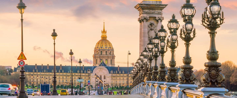 Tour Londres y París en 7 días