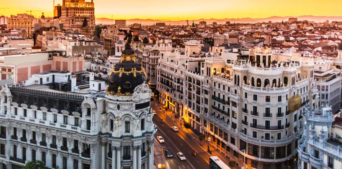 Tour Madrid, Londres y París en 11 días