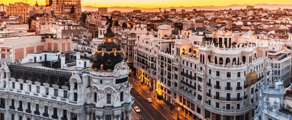 Circuito por Madrid y alrededores