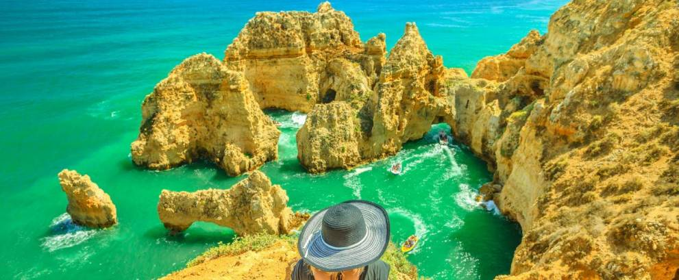 Circuito por el Algarve de Portugal